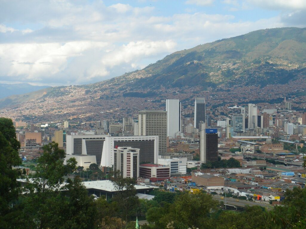 Historias de Medellín pa'l mundo