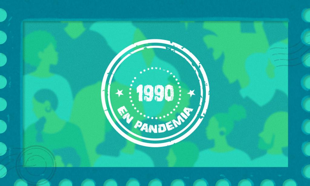 La pandemia en los 90